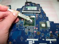 tepelná pasta na procesor